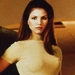 Charisma Carpenter dans Buffy contre les vampires